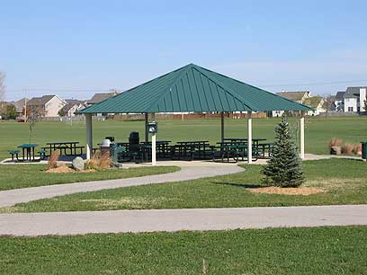 Cumberland Park North Shelter