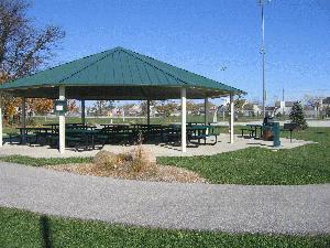 Cumberland Park South Shelter