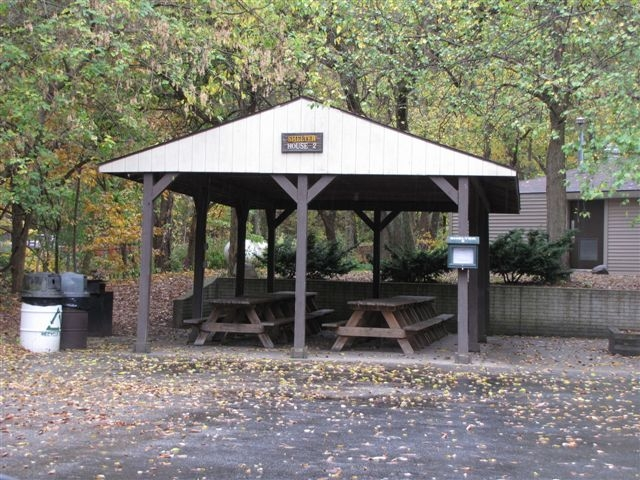 Shelter #2 Happy Hollow Park