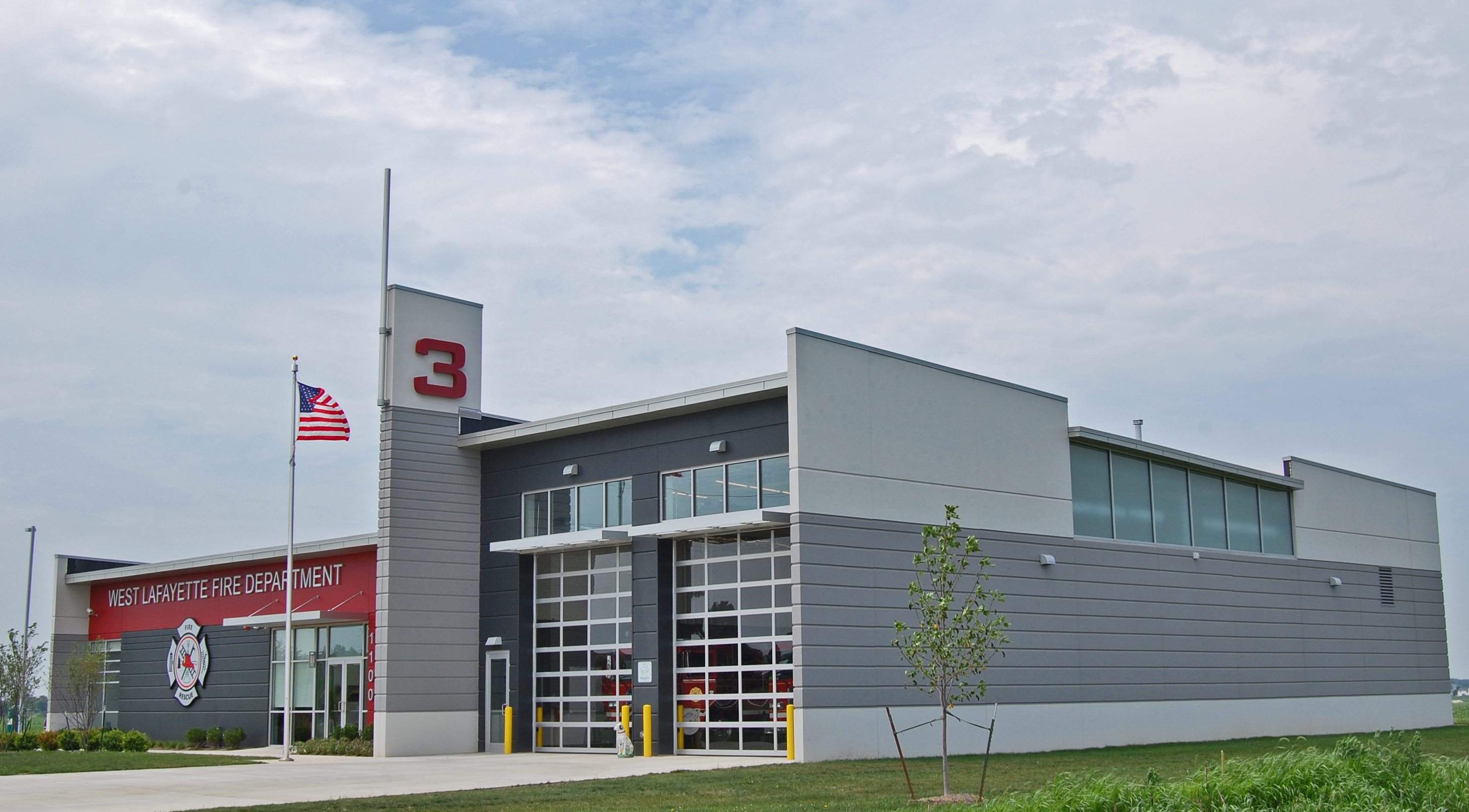 New Fire Station 3 - 2013
