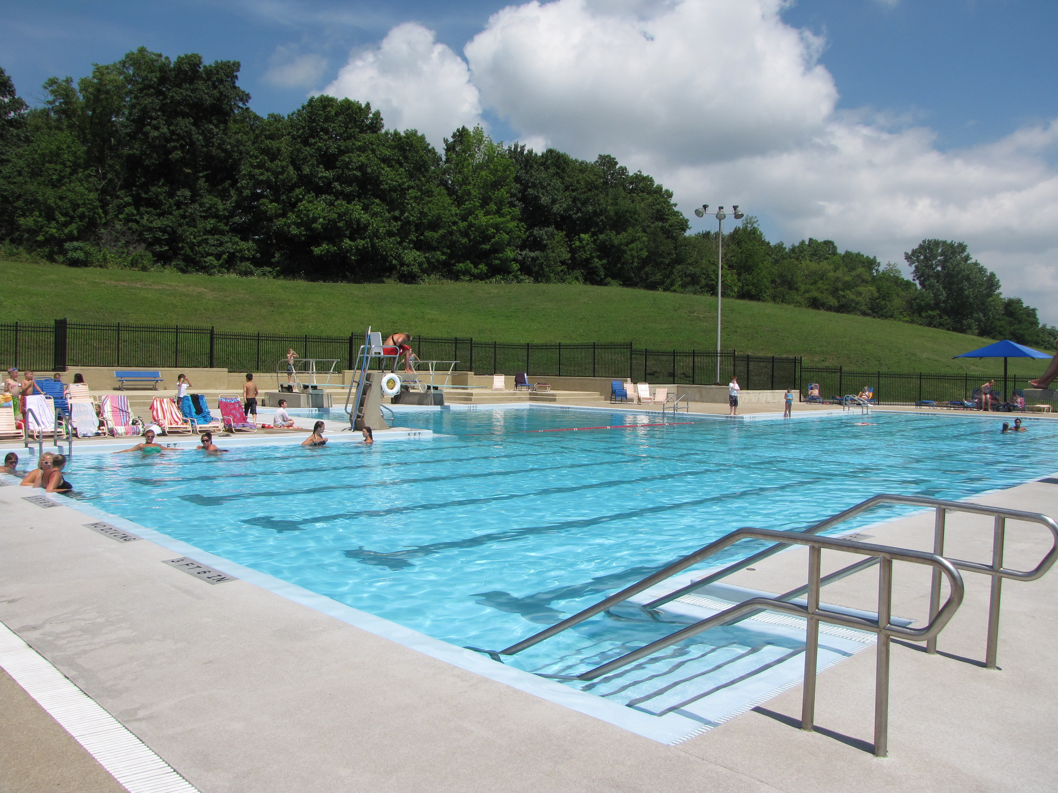 Swimming Pool - Lessons - Open Swim - Fennimore WI |Community Swimming