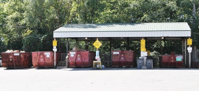 Recycling Drop-Off Center / West Lafayette, Indiana