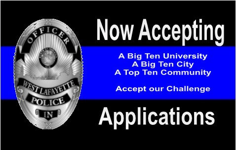 WLPD Accepting Applications