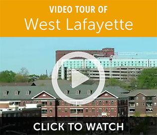 Watch the Video Tour of West Lafayette